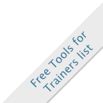 Free tools for trainers badge